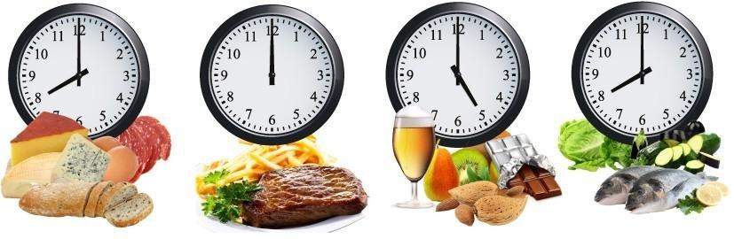 Chronutrition Tijd