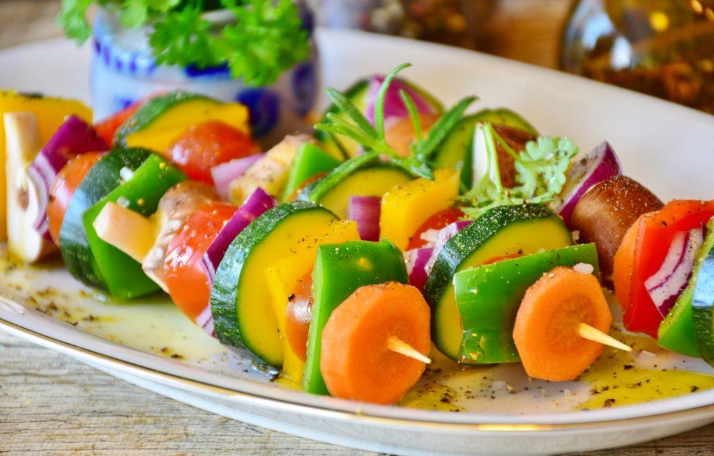 Vegetable Skewer 3317060
